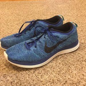 Rarely worn Nike running shoes